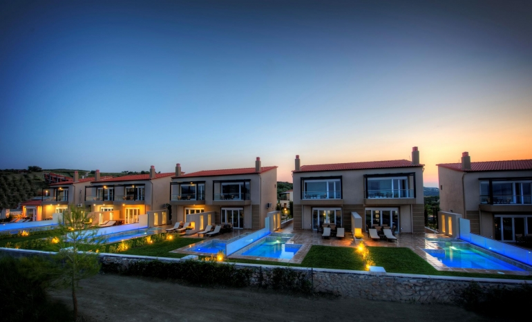 Sunny Villas Resort and Spa Hanioti Halkidiki