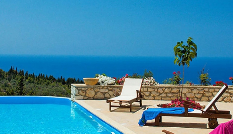 Art Blue Villas Lefkada