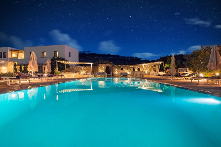 Naoussa Hills Boutique Resort Paros