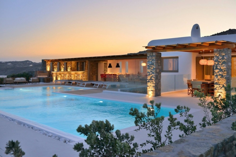 Mykonos Dream Villas